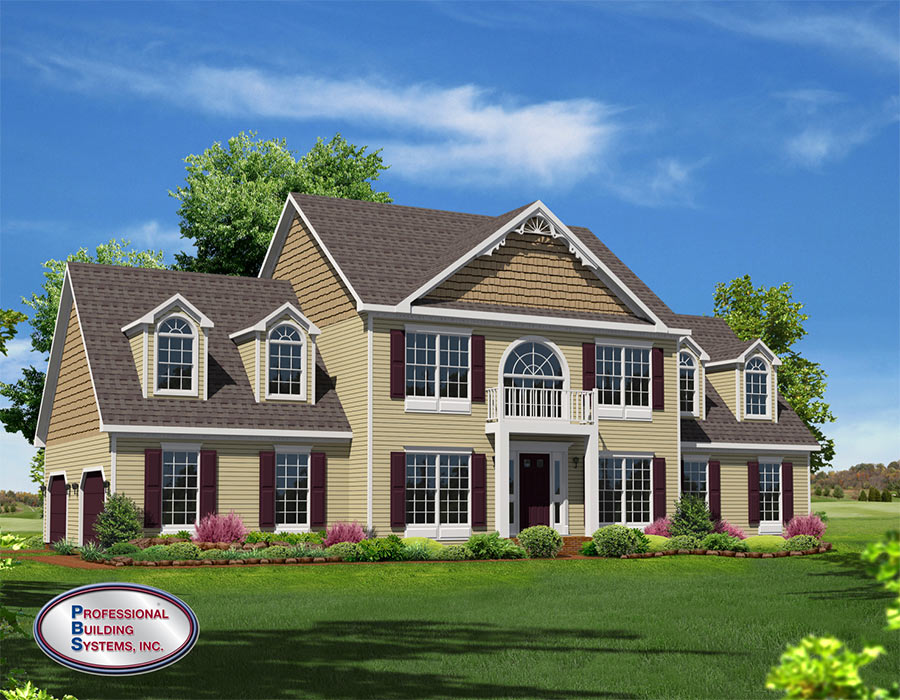 Two-Story Home in Manchester, NH   Value Homes of New England